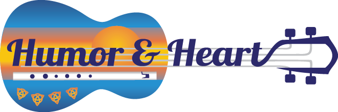 Humor & Heart Logo Color